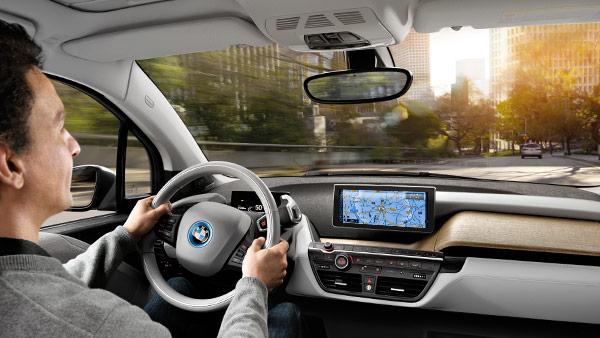 navegacion edrive BMW