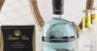 Aperitivo gourmet del verano by The London Nº 1