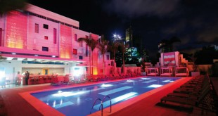 Hotel Riu Plaza Panamá piscina