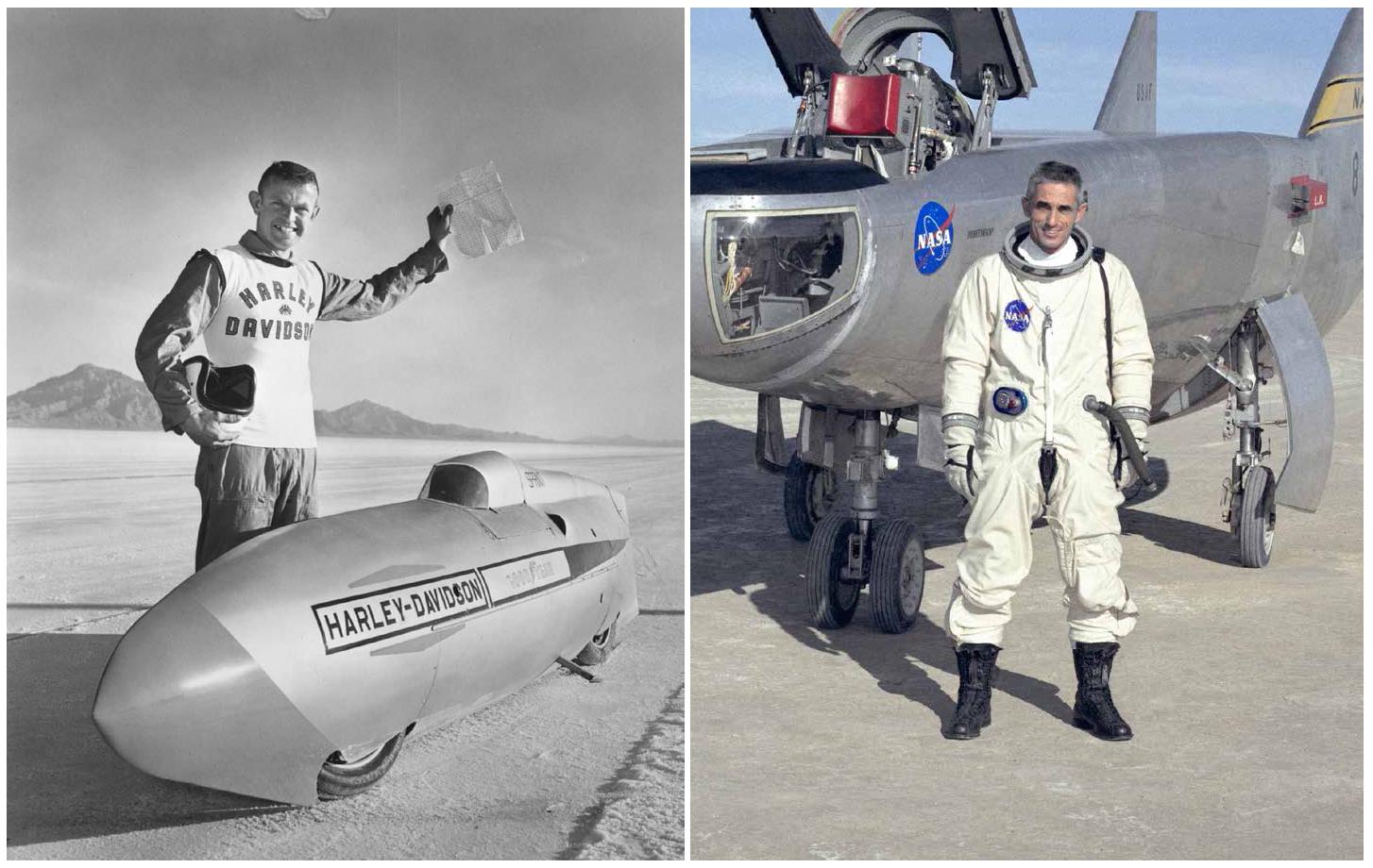 aviación experimental de los años sesenta