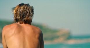 proteger la piel del hombre del sol
