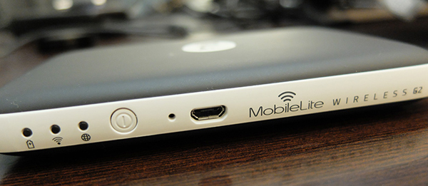 Batería MobiLite Wireless para dispositivos Apple y Android