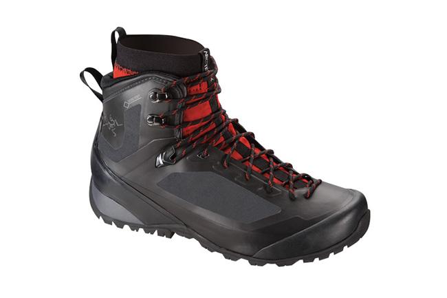 calzado técnico para escalada de Arc'teryx