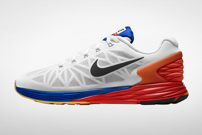 Running Lunarglide Nike
