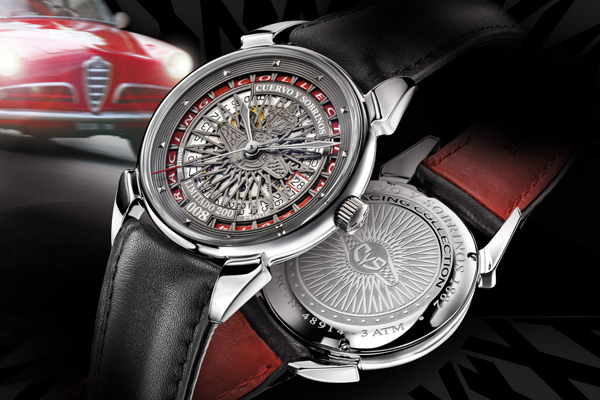 reloj Historiador Racing Collection