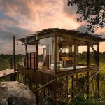 Experience luxury in the heart of the South African outback, at Lion Sands Game Reserve