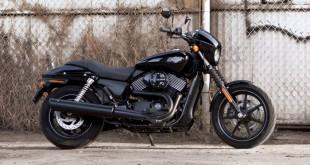 Custom Street 750 de Harley-Davidson