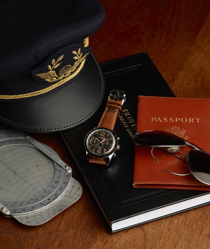 reloj BR126 sport heritage GMT