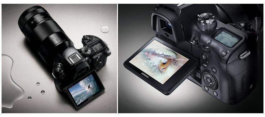 Nueva Samsung NX1