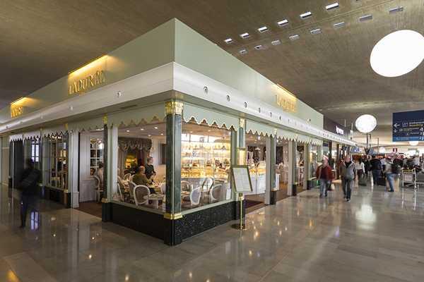 laduree de aeropuerto Charles de Gaulle