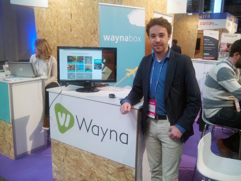 PauSendra, CEO de Wayna