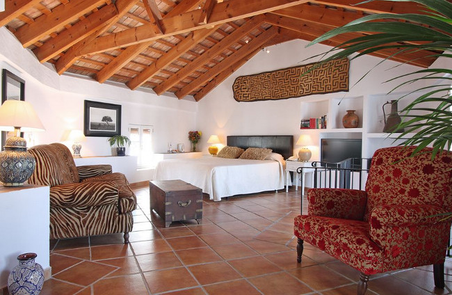 La suite África (imagen del hotel)