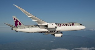 Boeing 787 de Qatar Airways