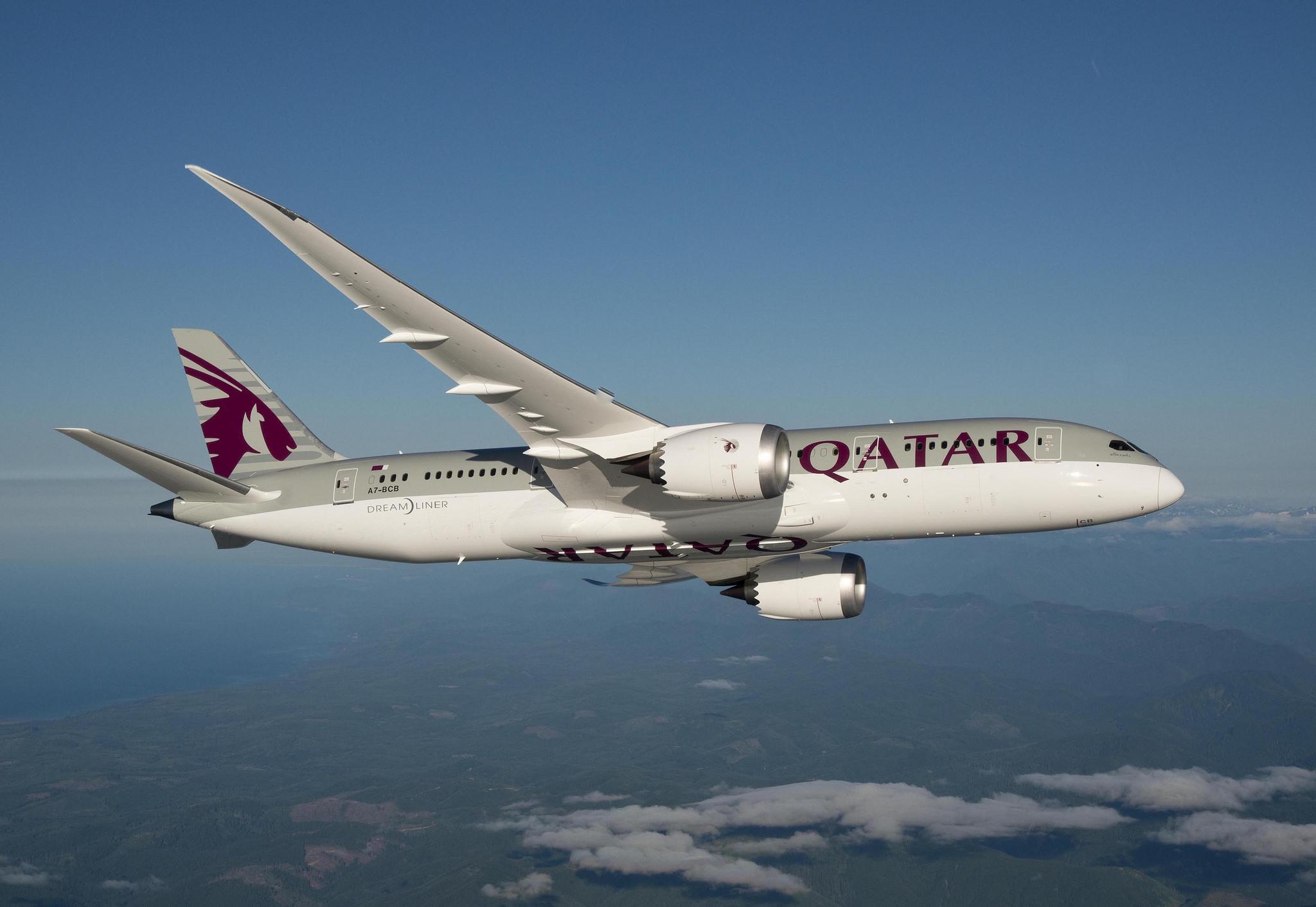 24 nuevos destinos de Qatar Airways a Japón en código compartido con Japan Airlines