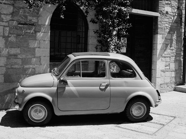 Fiat 500. Imagen de  diegofornero.