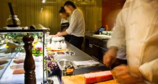Cocina en frío a la vista (imagen de la web de Espai Kru).