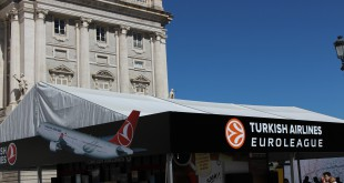 Stand de 150 m2 de Turkish Airlines