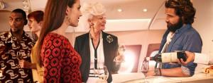 Onboard Lounge de Emirates