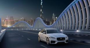 El nuevo XF: puro diseño en alomunio para una conducción segura y ligera