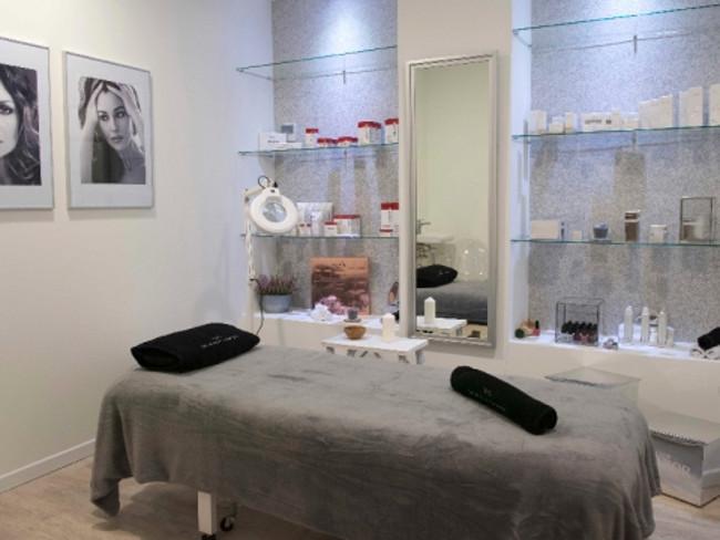 Una de las salas de The Beauty Concept, en calle Velázquez.