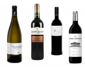 Vinos seleccionados en Iberia para el 2º trimestre
