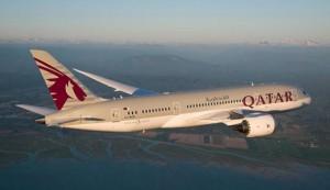 Qatar Airways Boeing 787-800
