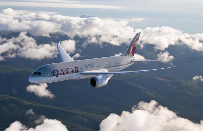 El Boeing 787 Dreamliner es la nueva incorporación de Qatar Airways en España.