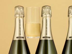 Champañas de Air France