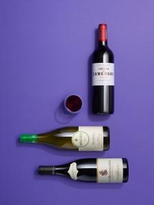 Selección vinos a bordo de Air France