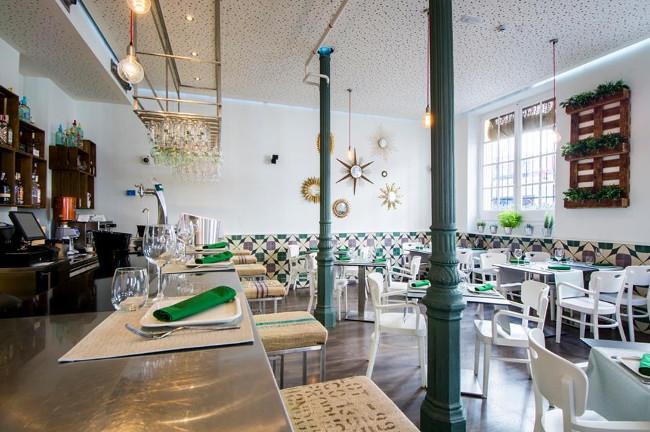 De local maldito a ser uno de los más demandados restaurantes de Madrid.