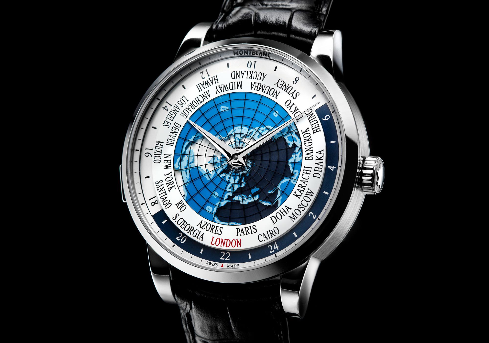 Relojes Montblanc Origen