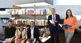 sala de lectura en Aeropuerto de Munich