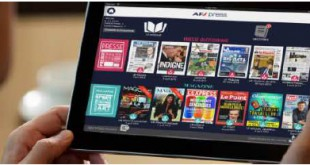 aplicación Air France Press