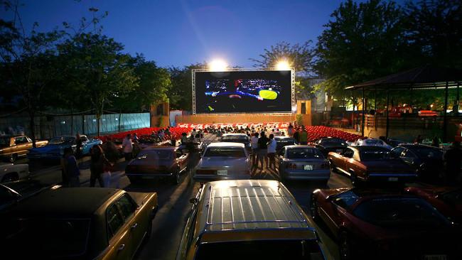 Imagen del Cine de la Bombilla, Fescinal.
