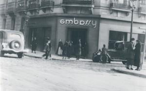 Madrid: Embassy
