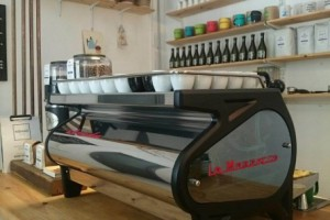 Barcelona: Nomad Coffee