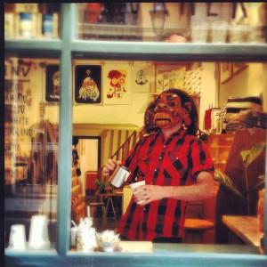 Barcelona: Satan's Caffee Corner