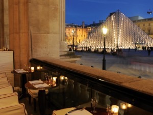 París: Café Marly