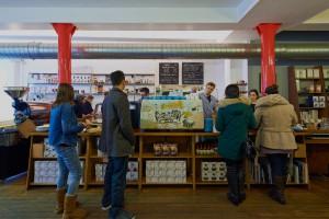 Londres: Prufrock Coffee