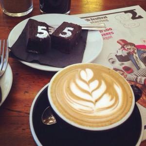 Londres: Kaffeine