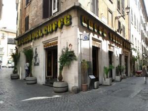 Roma: La Casa del Caffé Tazza d'Oro
