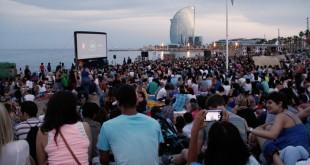 Imagen de Joaco Barcala del festival de Cinema Lliure.