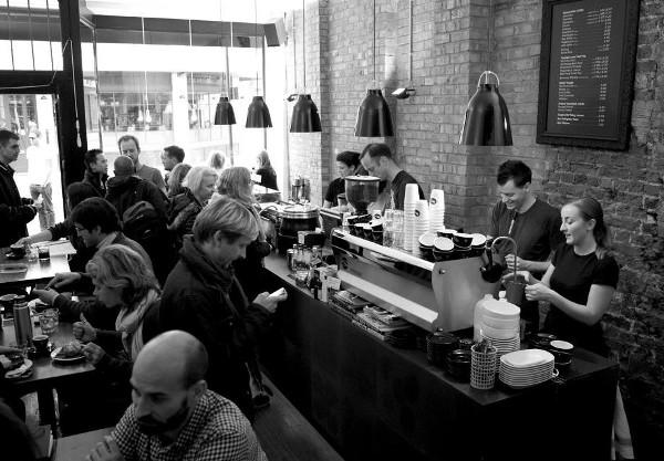 Kaffeine: donde irás y volverás por su café y su gastronomía.