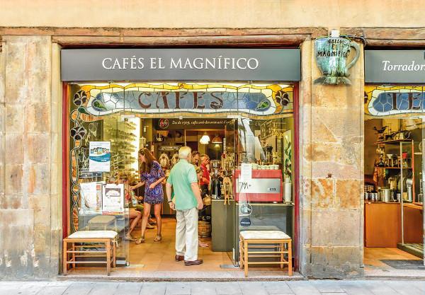 Cafés El Magnífico: Compra café para degustar en tu casa.