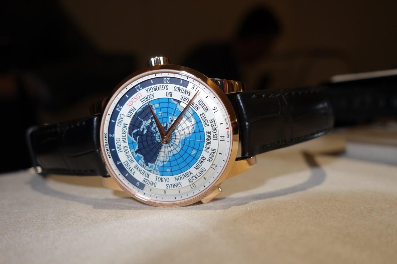Reloj Montblanc Heritage Spirit Orbis Terrarum