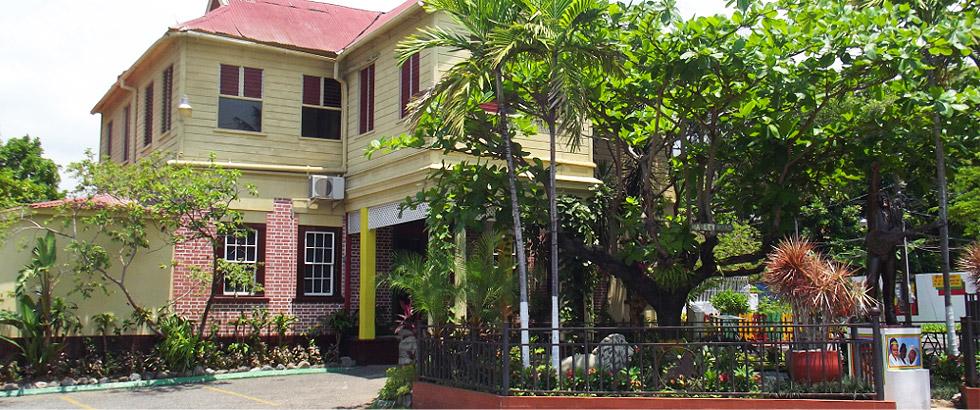 Museo y casa de Bob Marley