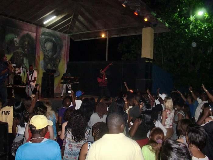 Bourbon Beach. Jamaica