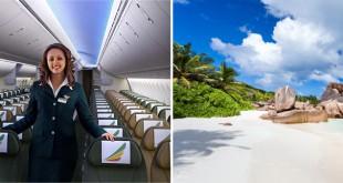 Ethiopian Airlines ruta Madrid - Mahé