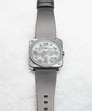 El modelo Camouflage con diamantes: cuestión de estilo.