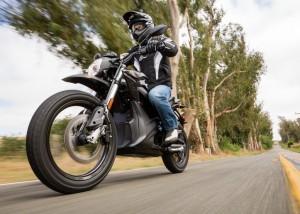 Zero DSR moto eléctrica